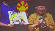 Japan Expo : rencontre avec le  créateur d'Albator
