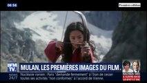 """Découvrez la première bande-annonce de la version live-action de """"Mulan"""""""