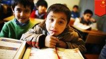 我的孩子在哪裡?中國政府拆散家庭 再教育維吾爾童