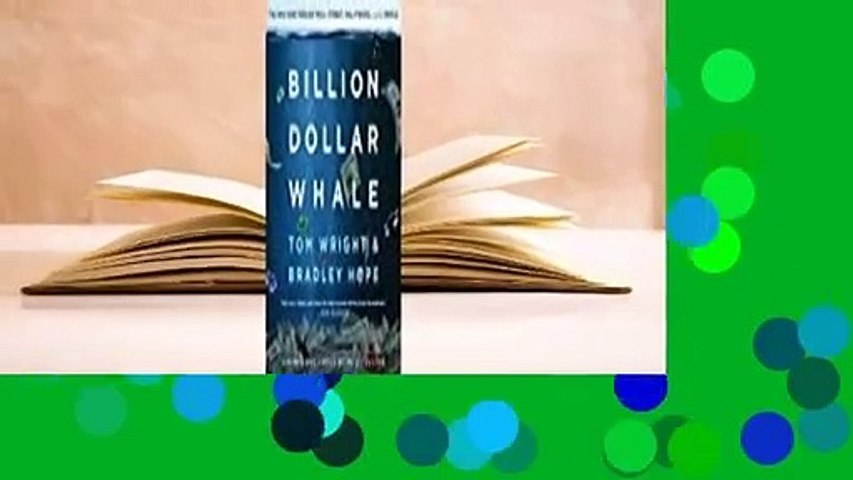 [GIFT IDEAS] Billion Dollar Whale: The Man Who Fooled Wall Street, Hollywood, and the World by