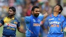 ICC World Cup 2019 : ವಿಶ್ವಕಪ್ ನಲ್ಲಿ ರೋಹಿತ್ ಮಾಡಿದ್ದು ಭರ್ಜರಿ ದಾಖಲೆ..! | Rohit Sharma |Oneindia Kannada
