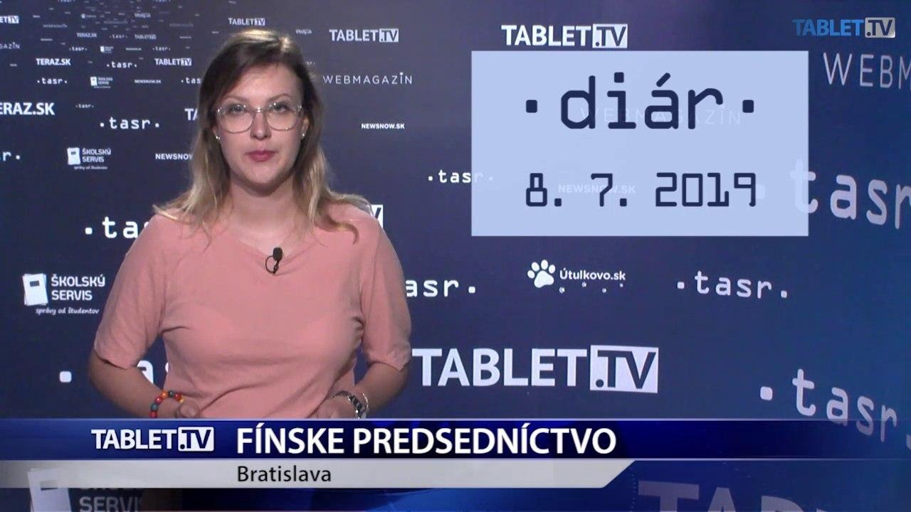 DIÁR: Fínsko preberá predsednícku štafetu v Rade EÚ