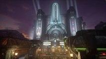 Gears 5 - Survol de la carte District
