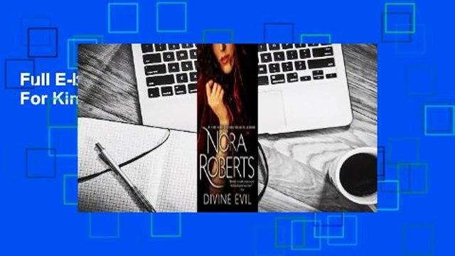 Full E-book  Divine Evil  For Kindle