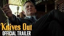 Knives Out (2019 Movie) Official Trailer — Daniel Craig, Chris Evans, Jamie Lee Curtis