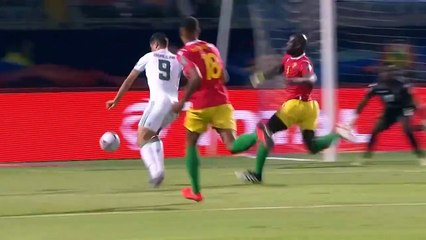 Algérie vs Guinée 3-0 Highlights & All Goals (07/07/2019)