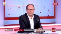 « Je ne crois pas que l'avenir de l'écologie politique soit dans l'alliance avec la droite », estime Maurel