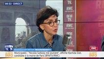Rachida Dati est favorable à la privatisation d'Aéroport de Paris