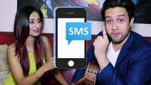 Adhyayan And Maera Play SMS Game | Exclusive Interview