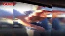Trafikte terör estiren baklavacı Hasan Sel ve Hüseyin Sel ifade vermek için emniyete geldi