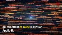 Mission Apollo 11 : un « grand pas » dans l'histoire des fake news