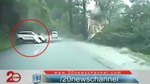 Car Accident in Amboli ghat in Maharashtra