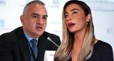 Bakan Mehmet Nuri Ersoy, tepki çeken Sıla konseri hakkında açıklama yaptı