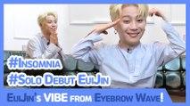 [Pops in Seoul] As a Solo Artist, Eui Jin(의진,Bigflo)'s Interview for 'Insomnia(불면증)'