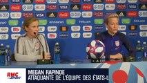 Coupe du monde (F) : Performances et prises de position, Rapinoe star du Mondial