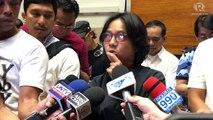Joyce Bernal wants 'hopeful' SONA 2019 after last year's House coup
