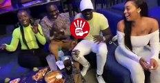 """Les pas de danse endiablé d'Akon sur le """"Mbalakh"""""""