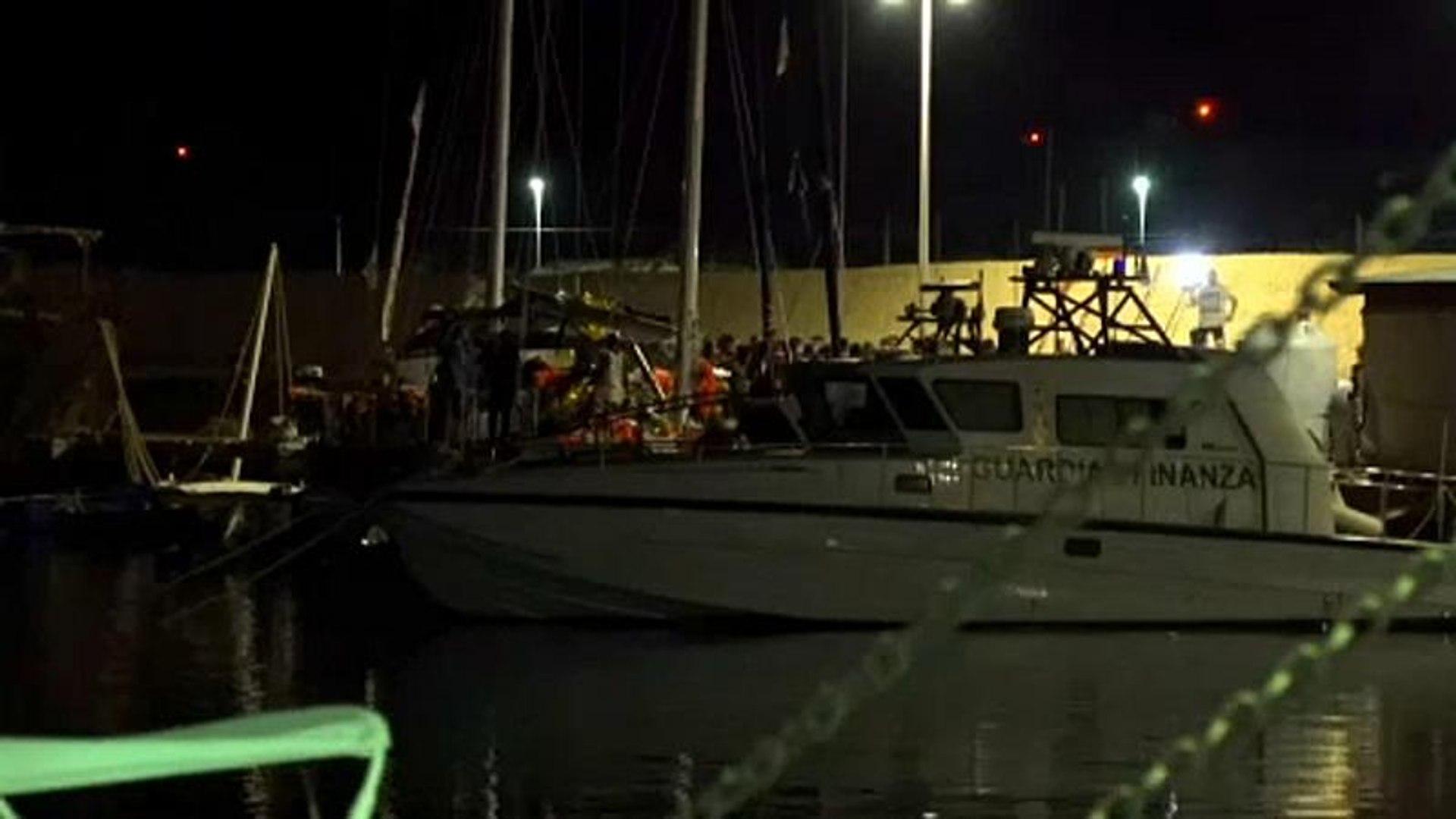 Malte au front sur le sauvetage et sur l'accueil des migrants