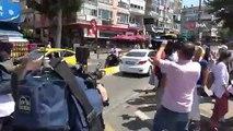 Trafikte araca saldıran Hasan Sel ve Hüseyin Sel adliyeye sevk edildi