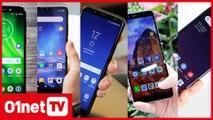 Top 5 : les meilleurs smartphones à moins de 200 euros