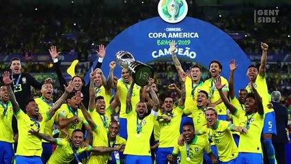 Copa América: grande final bate recorde de renda no futebol brasileiro