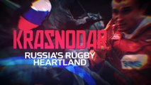 Krasnodar: Russia's developing rugby heartland