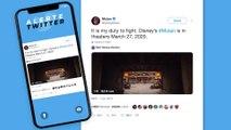 La première bande annonce de Mulan, le film, est arrivée !