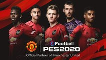 eFootball PES 2020 x Manchester United - Trailer d'annonce