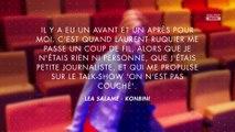 Léa Salamé avoue avoir pris la grosse tête lorsqu'elle était chroniqueuse dans ONPC