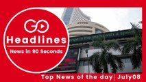 Top News Headlines of the Hour (08 July, 3:20 PM)
