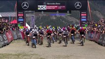 HIghlights from stage 6 of UCI World Cup