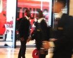 Manchester United - L'arrivée de Paul Pogba en stage à Perth
