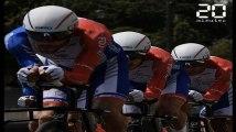 Tour de France: Thibaut Pinot et son équipe ont réussi leur contre-la-montre