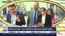 La question du jour: Griveaux, Renson, Villani, quel candidat LREM pour diriger Paris ? – 08/07