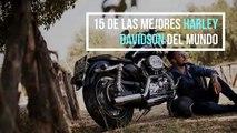 15 de las mejores Harley Davidson