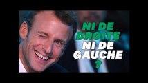 Emmanuel Macron, un président de droite ?