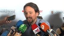 """Iglesias: """"No paramos de flexibilizar nuestra posición"""""""