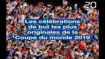 Coupe du monde féminine 2019: Les célébrations de but les plus originales