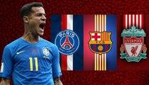 يورو بيبرز: برشلونة يحدد موقفه من كوتينيو وسط اهتمام باريس وليفربول