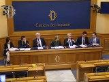 Roma - Conferenza stampa di Giuditta Pini (08.07.19)