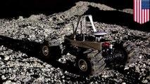 Carnegie Mellon & Astrobotic to build MoonRanger rovers for NASA