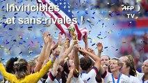 Les Américaines remportent le Mondial-2019