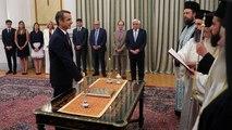 Grèce : Mitsotakis investi Premier ministre