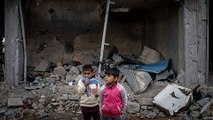 Syria's war: UNICEF alarmed by child deaths in gov't offensive