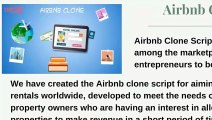 Airbnb Clone Script - Vacation Rental Listing Script -  Rental Booking Software - Vacation Rental Script