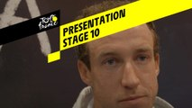 Tour de France 2019 - Presentation - Stage 10