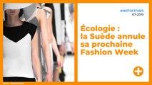 Écologie : la Suède annule sa prochaine Fashion Week