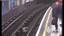 Un pousseur du métro condamné à la prison à vie