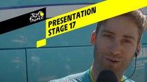 Tour de France 2019 - Presentation - Stage 17