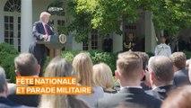 Le défilé militaire controversé de Trump du 4 juillet